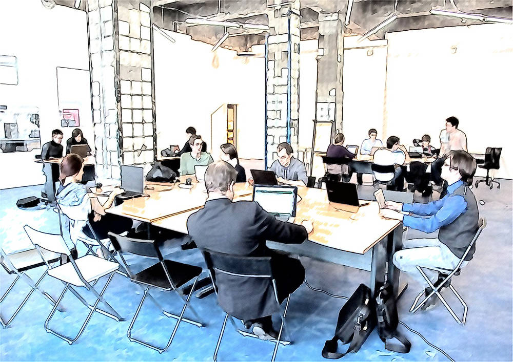 Holacracy, managerless offices and the future of work
