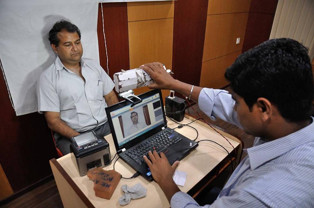 Aadhaar: A quiet disruption