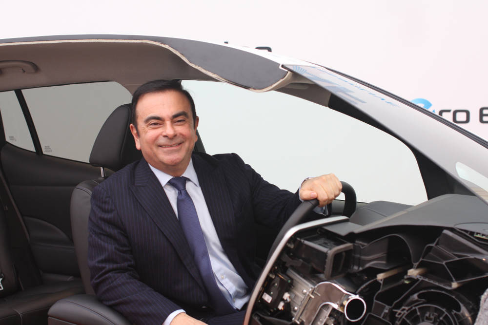Why Carlos Ghosn took ten years to taste success in India