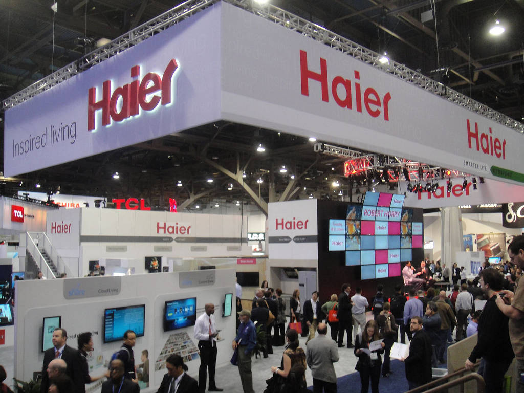 Haier is disrupting itself - before someone else does