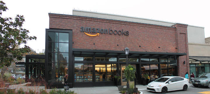 Amazon Books at U Village
