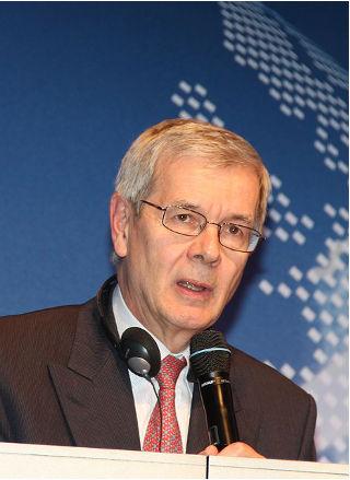 Philippe Varin - former CEO, Corus
