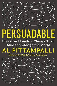 Book cover: Persuadable