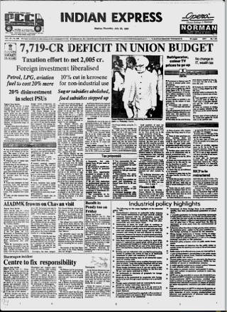 Nobody knew what hit them on July 24 1991 when the budget was announced at 5:30 pm in the evening. Rao shrugged his shoulders and pointed squarely at Manmohan Singh. He claimed the man is a technocrat who understands finance and to ask questions of him. Fact is, Rao was the real architect