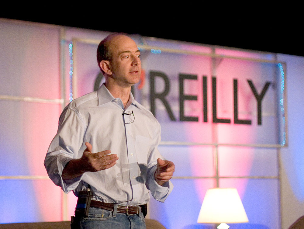 Jeff Bezos and the power of leadership to drive change