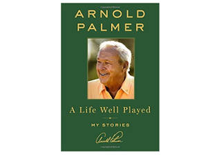 'Playing boldly is a philosophy': Life lessons from golf legend Arnold Palmer