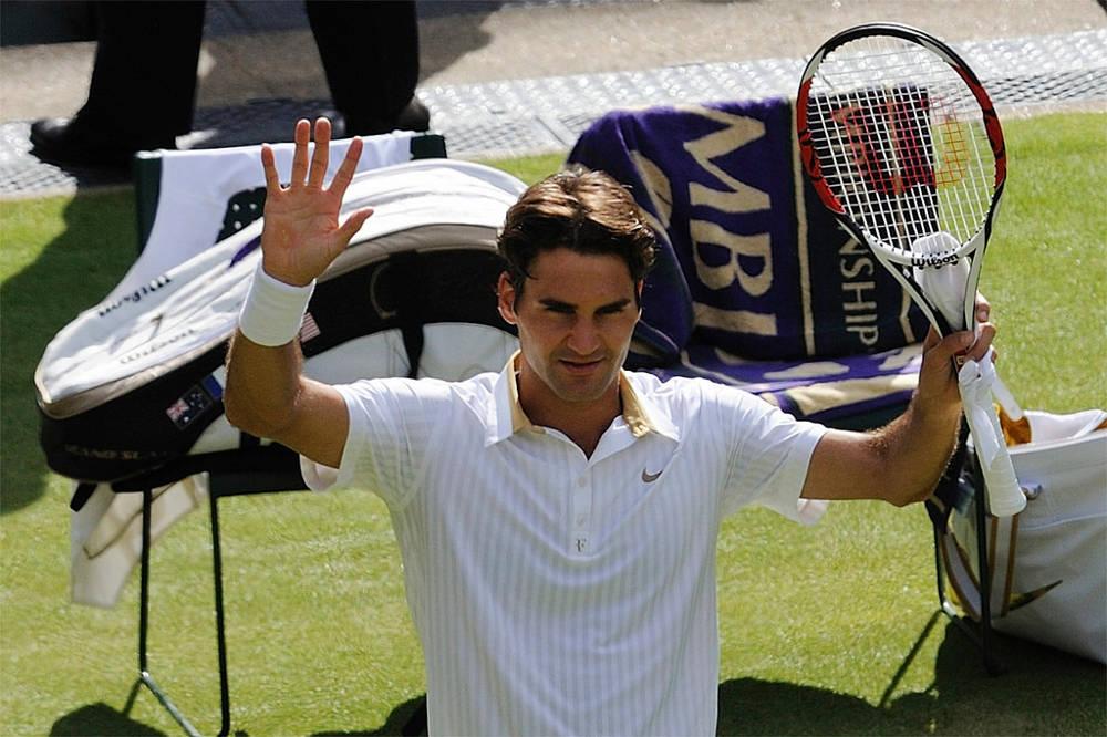 The inevitability of Roger Federer