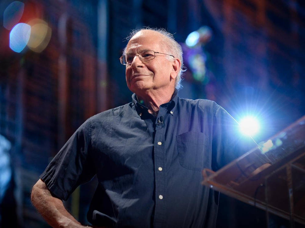 Less-than-rational actors: An interview with Daniel Kahneman