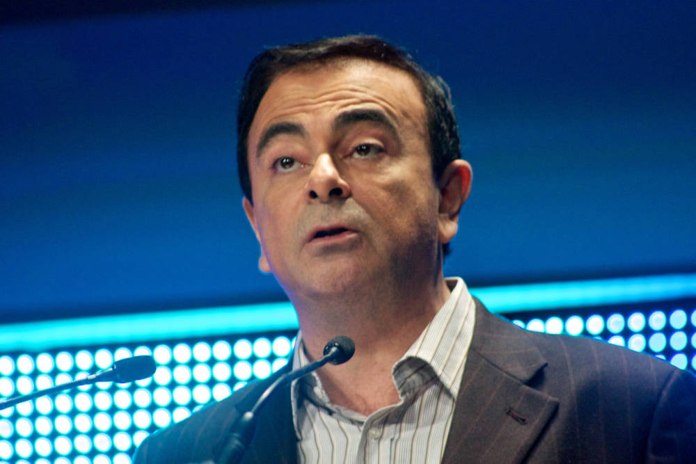 Carlos Ghosn, GE and the rise and fall of iconic leaders