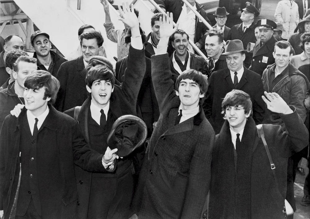 The Beatles, and mastery through deliberate practice