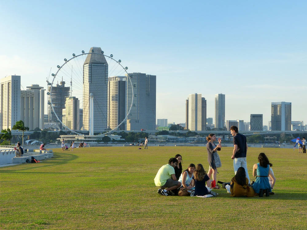 Economies of scope: Singapore's alternative approach to progress