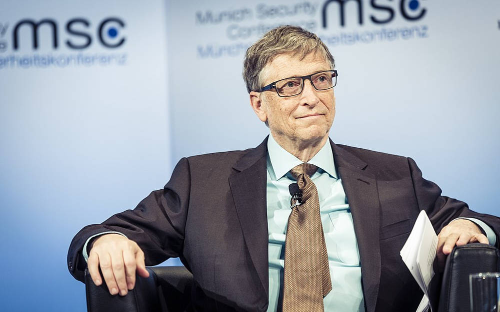 How to read like Bill Gates