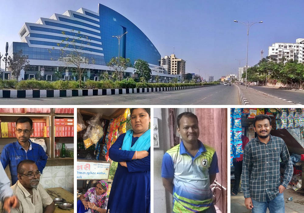 Despatches from Surat: There's gloom, but no doom here