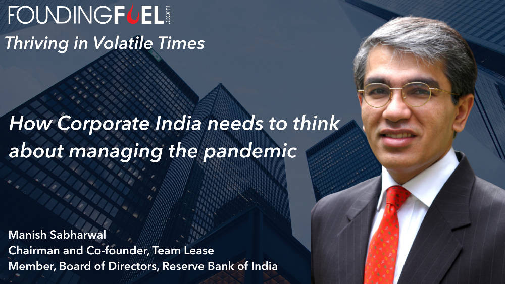 How Corporate India needs to think about managing the pandemic