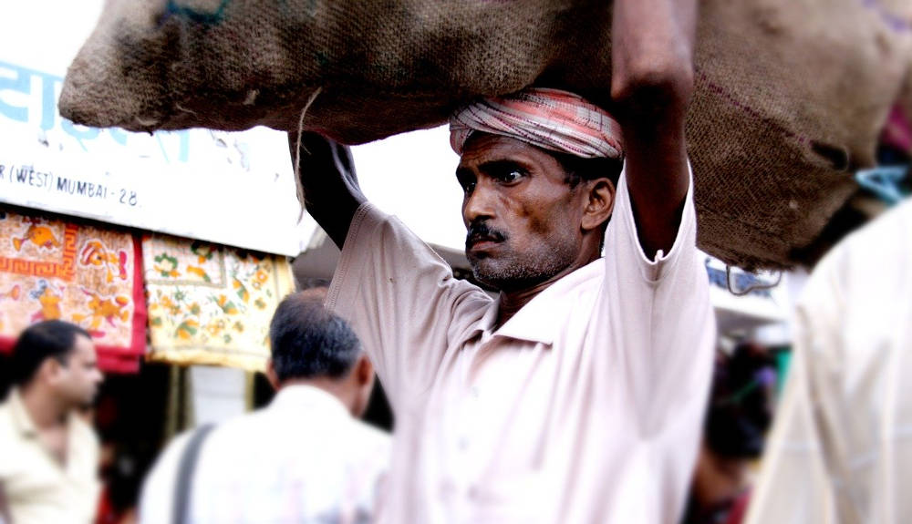 The used and discarded workers of India