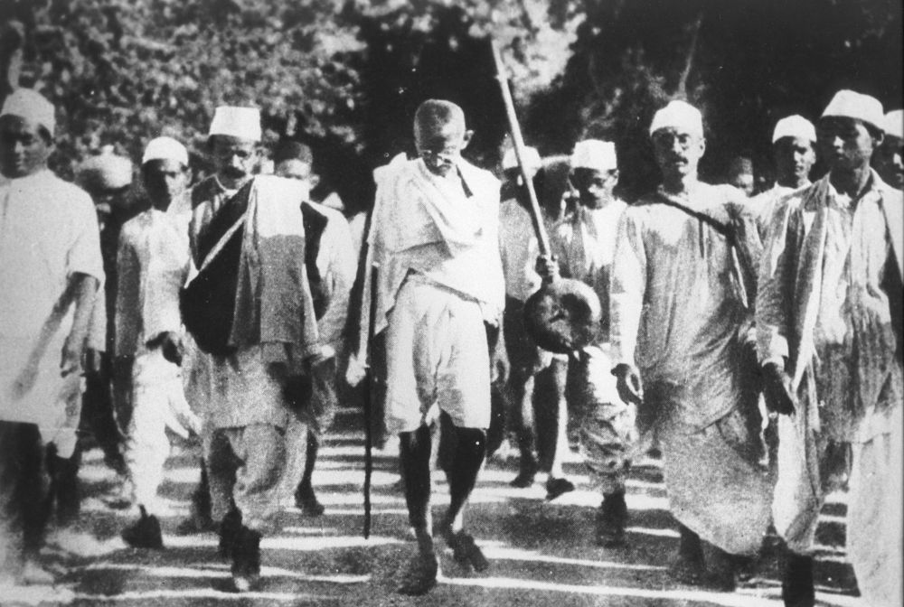 WFH #110: Nitin Paranjpe on why millions followed Mahatma Gandhi