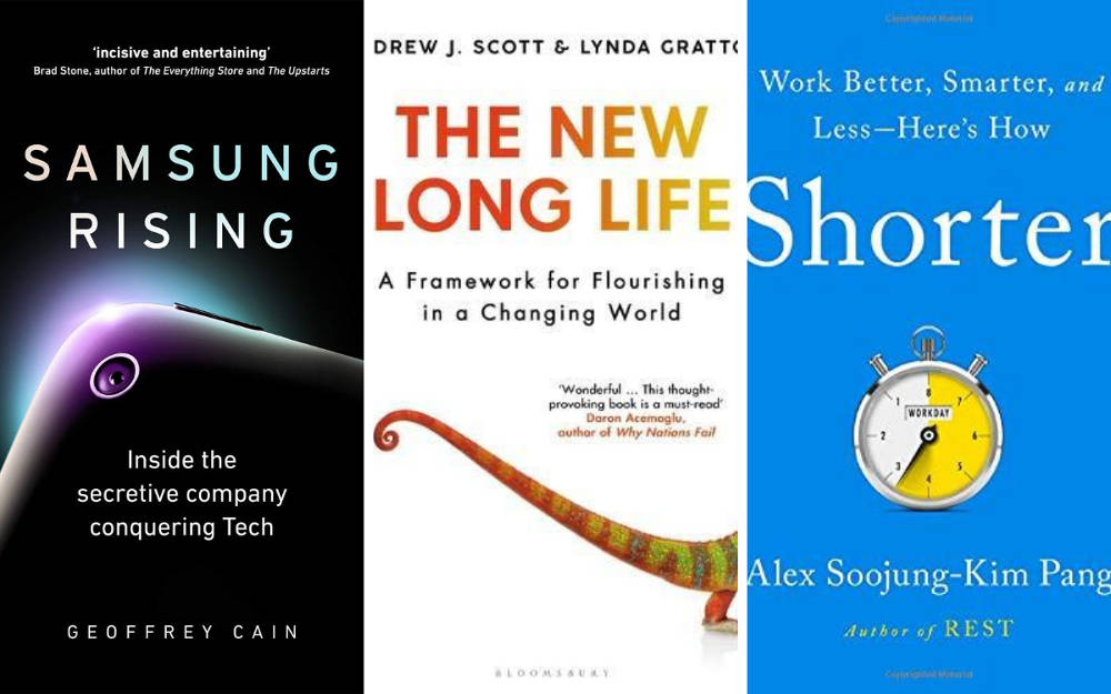 My five summer business books