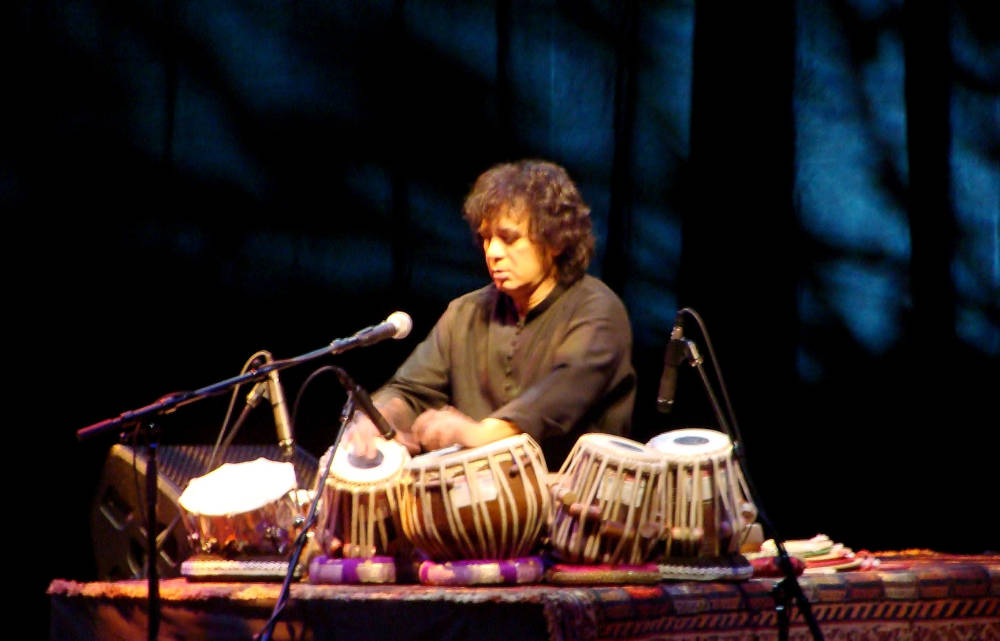 WFH Daily #131: Zakir Hussain on why he loves to work with younger people