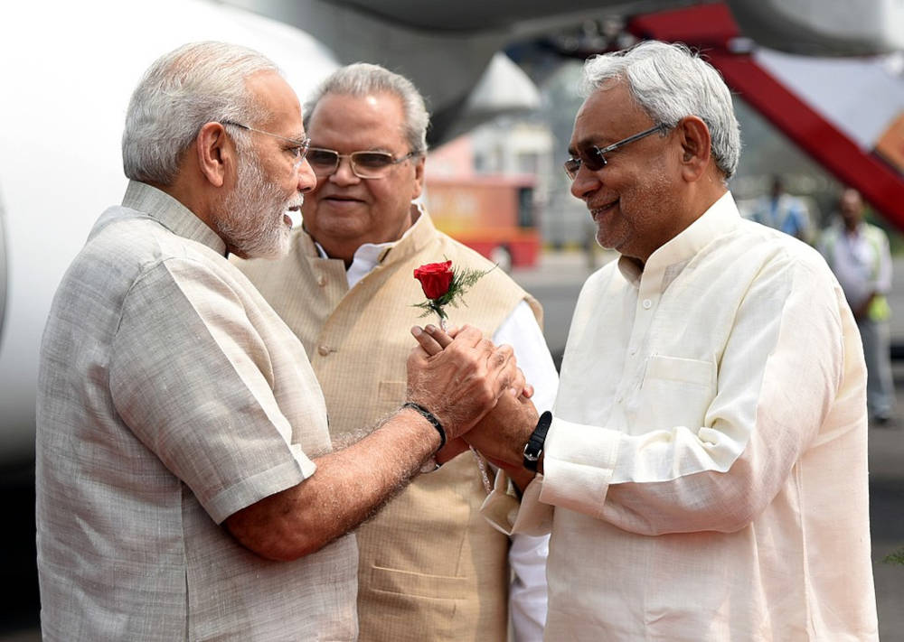 The amorality of Nitish Kumar