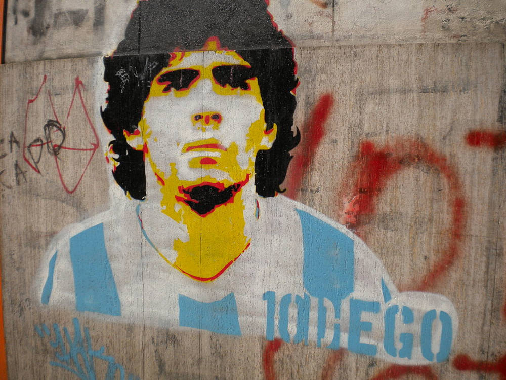 FF Daily #240: Maradona and monetary policy