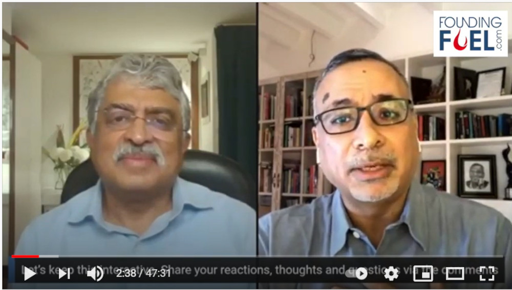 All Things Digital: Trendspotting 2021 with Nandan Nilekani & Haresh Chawla