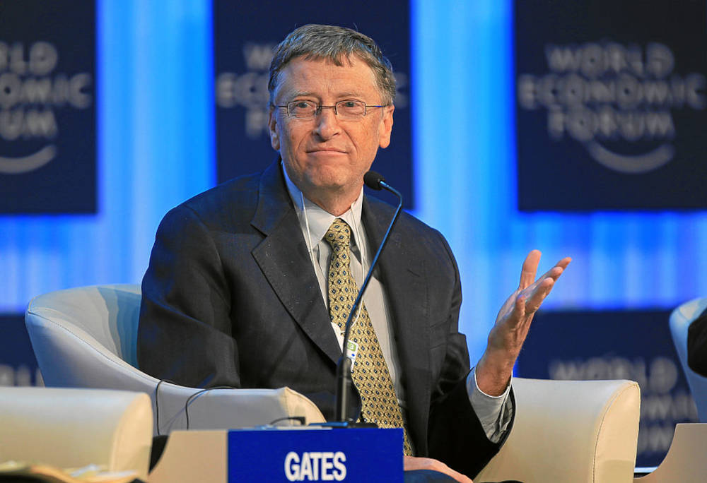 FF Daily #360: Bill Gates; gig mindsetters; climate change