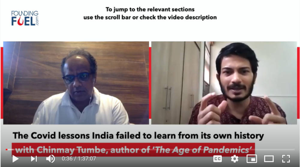 The Covid lessons India failed to learn from its own history