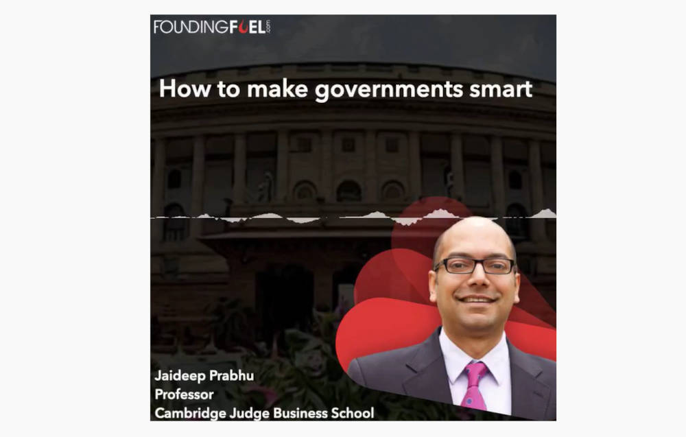 How to make governments smart