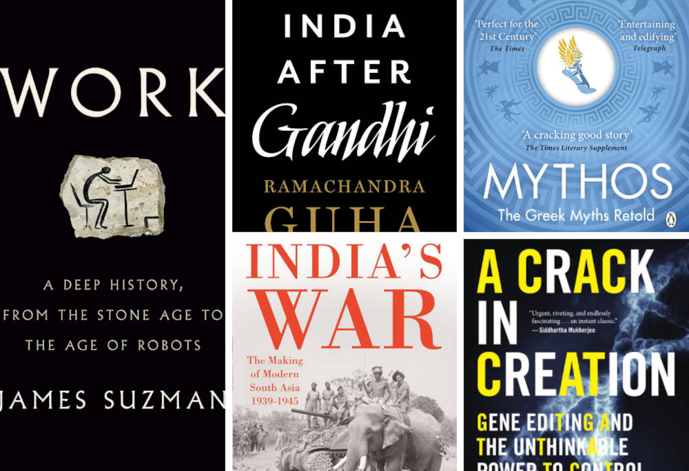 Ten Books to Read to Mark India's 75th Independence Day