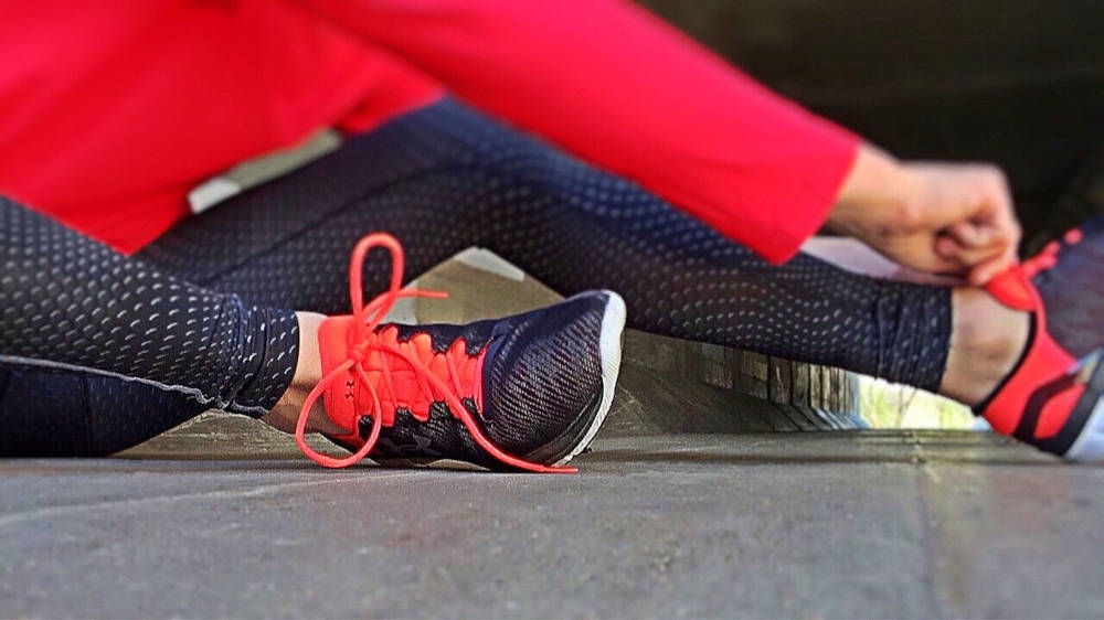 Get back to fitness—one day at a time
