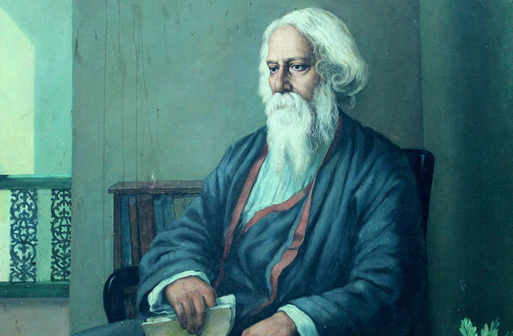 FF Daily #465: The genius of Tagore