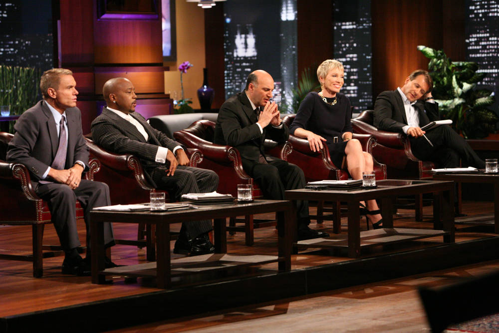 Lessons on pitching from 'Shark Tank'