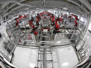 China steps towards intelligent manufacturing