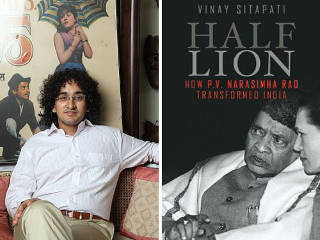 In conversation with Vinay Sitapati