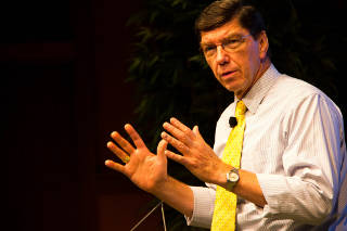 Clayton Christensen on innovation: Finding the jobs to be done