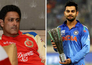 Is Anil Kumble as good? Is Virat Kohli that bad?