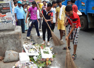 A civic tech approach to Swachh Bharat