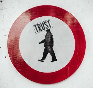 What, me trust?