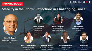 Stability in the storm: Reflections in challenging times