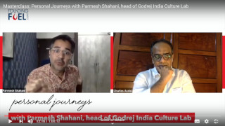 Masterclass: Personal Journeys with Parmesh Shahani