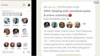 AMA: Dealing with cancelled exams and online schooling