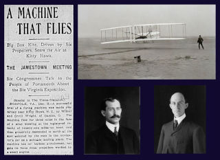 FF Daily #411: What the Wright brothers got right