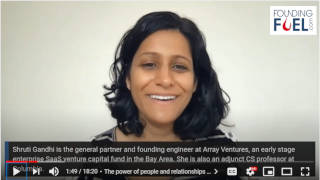 """From Bombay to the Bay Area: The journey of """"becoming a VC from nothing"""""""