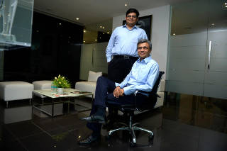 Rajesh Patil is building a different kind of real estate firm - and reaping the rewards