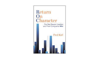 Leaders with character deliver higher value